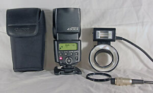 Lester Dine Canon Speedlite 430EX Dual Ring-Point Macro Flash FREE SHIPPING!!!