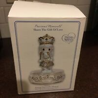 Precious Moments 2011 Annual Nutcracker Musical #121107 NIB