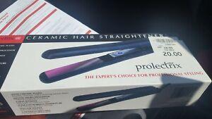 Ceramic hair straighteners
