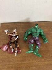 Marvel Legends Lady Thor & Hulk Loose figure lot