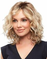 Julianne Petite Smart Lace Front Monotop Hand Tied Wig Wavy U Pick Color Renau