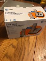 At&t EL2200 Dect 6.0 2 Handset With Answering System & Caller ID/Call Waiting