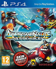 Awesomenauts Assemble (Sony PlayStation 4, 2014) - USK12 - NEU / sealed
