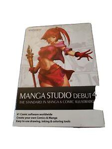 Smith Micro Manga Studio Debut 4