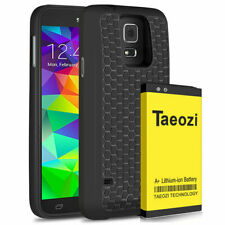 for Samsung Galaxy S5 Battery Replacement (7800mAh) with Back Cover Case