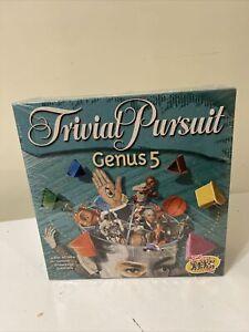 2000 Trivial Pursuit Genus 5 Five Master Board Game