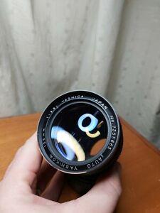 Yashica 2.8 135mm Auto Yashikor M42 mount Rare lens