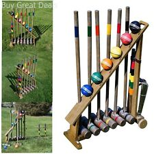 Croquet Franklin Sports 53001 Vintage Look Croquet Set