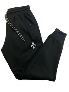 Alien Carp Black 'Encounter' Joggers