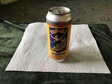 Craft Beer Tour de Nez Belgian Ipa 16 oz bottom opened empty beer can.