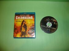 Colombiana (Blu-ray Disc, 2011, Unrated)