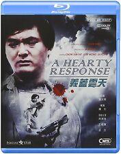 BRAND NEW 1986 Hong Kong Movie REGION A Blu-Ray A Hearty Response - Chow Yun-fat