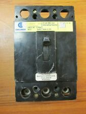 CHALLENGER CIRCUIT BREAKER 3 POLE 200 AMP, CAT# CDH3200 ...  WA-104
