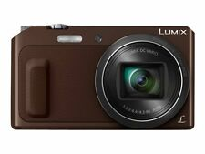 Panasonic Lumix DMC-TZ58 16MP Digitalkamera - Braun