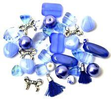Jesse James Beads White Label : BLUE VELVET Design Elements Exclusives