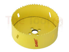 Dart Bi-Metal Cobalt Premium 19mm Hole Saw-Stainless Steel/Wood/Cast Iron
