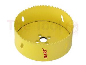 Dart DPH064 Premium 64mm Hole saw-Stainless Steel/Wood/Cast Iron/Aluminium