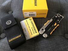 Leatherman - Signal Multitool, Stainless Steel with Nylon Sheath NEW IN BOX