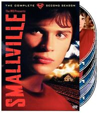 Brand New DVD Smallville: The Complete Second Season Tom Welling Kristin Kreuk