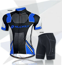 Cycling Bike Short Sleeve Clothing Set Bicycle Men Wear Suit Jersey Shorts M-Xxl