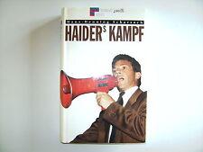 Hans Henning Scharsach Haiders Kampf JörgHaider Trend Profil Orac Verlag Buch