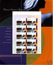 1997 Breast Cancer Awareness - Sheetlet Pack