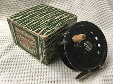 Vintage Pflueger Gem No.2094 Fly Fishing Reel with BOX Conventional Fly Reel