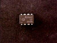 LF355N -  National Semiconductor Op Amp LF355  (DIP-8)