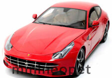 HOT WHEELS ELITE W1105 FERRARI FF V12 FOUR 4 SEATER 1/18 DIECAST RED