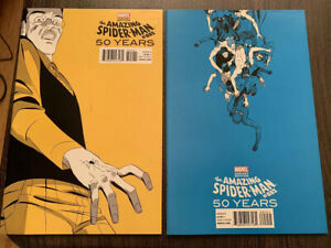 The Amazing Spider-man #692 Variants Lot!