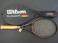 WILSON PROSTAFF PRO STAFF 6.0 ORIGINAL 85 MID 4-1/2,  9+/10 - MINTY, INV=10522
