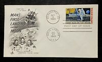 USA C76 First Man Moon Landing Space Apollo11 Astronaut Armstrong July 20 1969