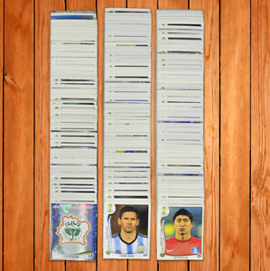 WORLD CUP BRAZIL 2014 PANINI - COMPLETE STICKERS SET