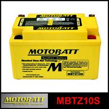 BATERÍA [MOTOBATT] MBTZ10S = YTZ10S/YTX7ABS (12 V 8,6 SELLADO EN HABILITADO