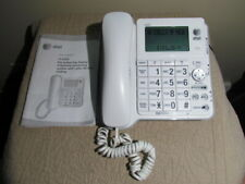AT&T CL4939 Corded Telephone (White)