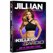 DVD - Animation - Jillian Michaels Killer Cardio - Amp Up Your Body & Heart