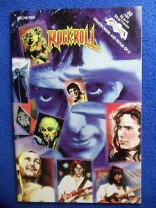 GENESIS  1993  ROCK AND ROLL COMICS 1ST PRINT