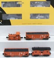 ✅K-LINE JERSEY CENTRAL PLYMOUTH SWITCHER DIESEL ENGINE SET FOR LIONEL MTH TRAIN