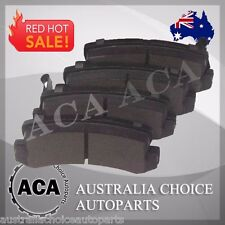 Rear Brake Pads 422 for Toyota Camry Celica Corona Lexus ES300 Holden Apollo