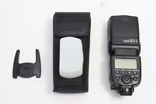 Canon Speedlite 580EX II Flash EX+ EOS DIGITAL Camera 580 EX 2 5D III 7D Rebel