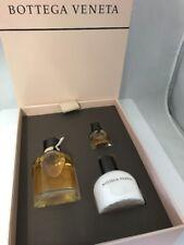 BOTTEGA VENETA 3 PC Gift Set For Women 2.5oz EDP Spray NIB Rare 100% Authentic