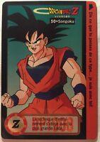 Ref182 Carte Dragon Ball Z Carddass Bandai 1995 Total N 696 50 Sangoku