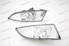 1Pair Replacement Front Fog Light/Lamps For Skoda Fabia 2011-2014