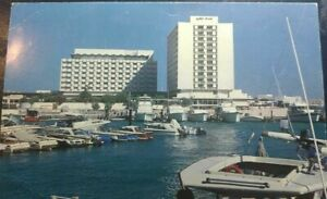 QATAR  POST CATD  - فندق الخليج LOT 1251