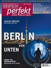 Deutsch perfekt - Heft Dezember 12/2012: Berlin - Deutsch Lernen + wie neu +