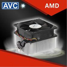 New AVC CPU Quiet Cooler Heatsink For AMD FM2/FM1/AM3/AM2/940/939
