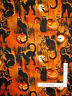 Halloween Pumpkin Black Cats Cotton Fabric Timeless Treasures C5846 By The Yard
