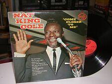 33 TOURS / LP--NAT KING COLE--COME CLOSER TO ME