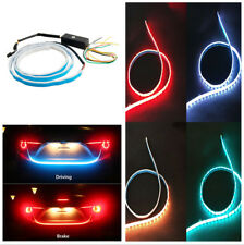 12V Car Multi-Function Indication Tailgate Strip Light with Turn Signal Flow LED