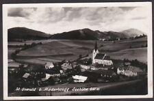 11135 St. Oswald bei Möderbrugg Ortsansicht Bezirk Murtal
